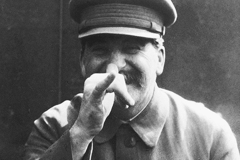 Сталин как PR менеджер dzhugashvili stalin
